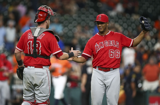 Astros vs. Angels - 9/24/16 MLB Pick, Odds, and Prediction