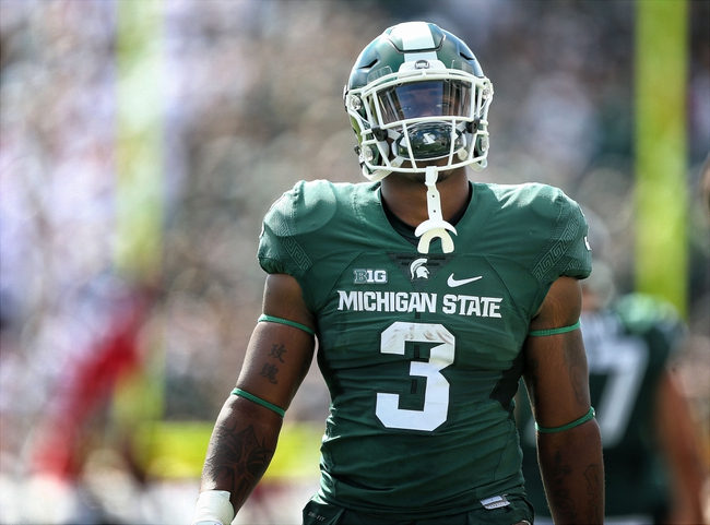 Michigan State vs. Northwestern - 10/15/16 College Football Pick, Odds, and Prediction