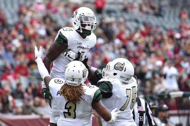Charlotte vs. Middle Tennessee - 11/19/16 College Football Pick, Odds, and Prediction