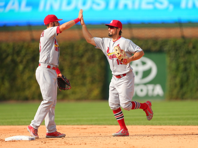 Chicago Cubs vs. St. Louis Cardinals - 9/25/16 MLB Pick, Odds, and Prediction
