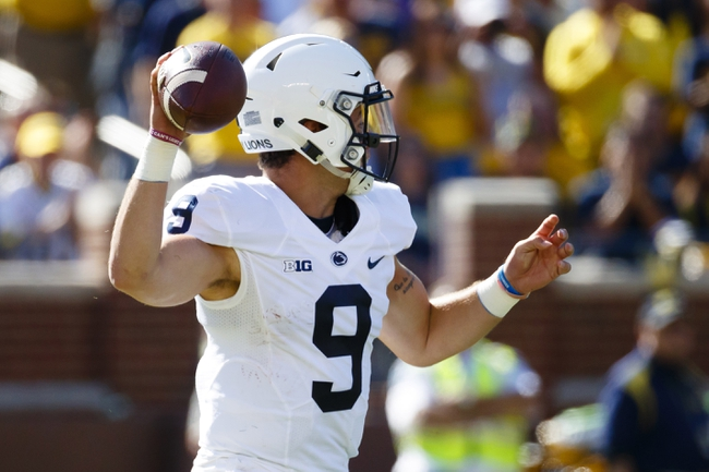 Minnesota Golden Gophers vs. Penn State Nittany Lions - 10/1/16 College Football Pick, Odds, and Prediction