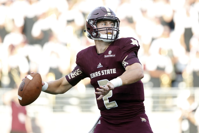Louisiana-Monroe Warhawks vs. Texas State Bobcats - 10/15/16 College Football Pick, Odds, and Prediction