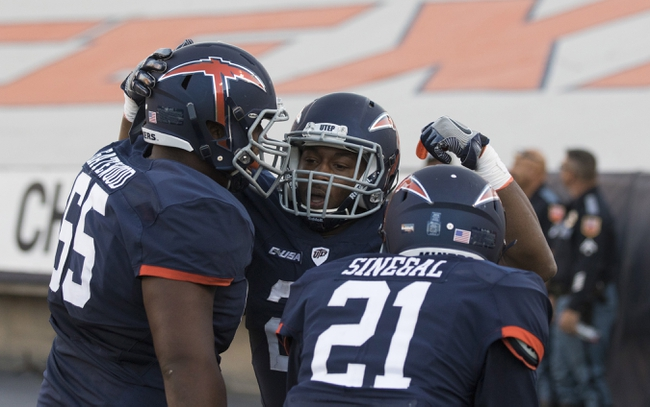 UTEP vs. FIU - 10/8/16 College Football Pick, Odds, and Prediction