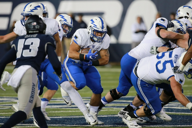 New Mexico  vs. Air Force  - 10/15/16 College Football Pick, Odds, and Prediction