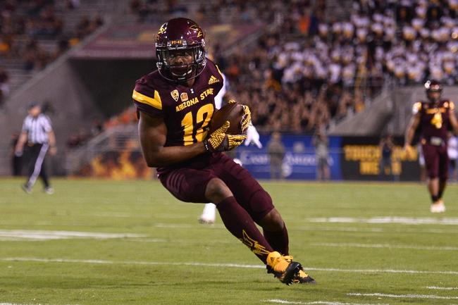 Utah at Arizona State - 11/10/16 College Football Pick, Odds, and Prediction
