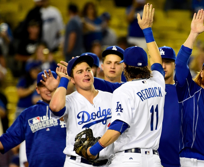 Los Angeles Dodgers vs. Colorado Rockies - 9/25/16 MLB Pick, Odds, and Prediction