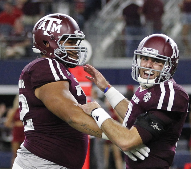 Tennessee Volunteers at Texas A&M Aggies - 10/8/16 College Football Pick, Odds, and Prediction