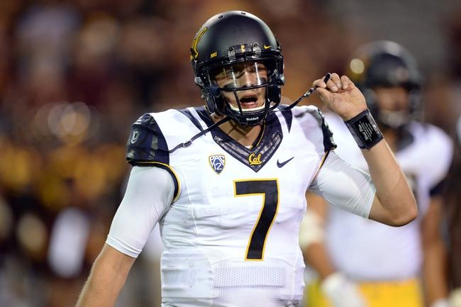 Utah at California - 10/1/16 College Football Pick, Odds, and Prediction
