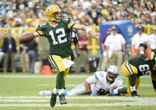 New York Giants at Green Bay Packers - 10/9/16 NFL Pick, Odds, and Prediction