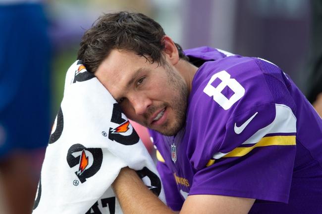 Minnesota Vikings vs. New York Giants - 10/3/16 NFL Pick, Odds, and Prediction