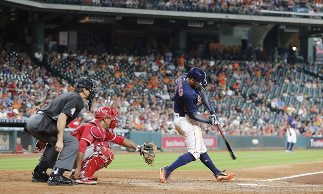 Los Angeles Angels vs. Houston Astros - 9/30/16 MLB Pick, Odds, and Prediction