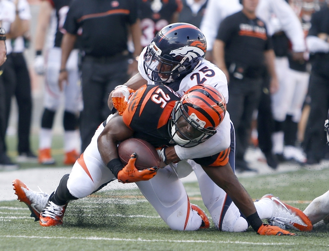 Denver Broncos at Tampa Bay Buccaneers - 10/2/16 NFL Pick, Odds, and Prediction