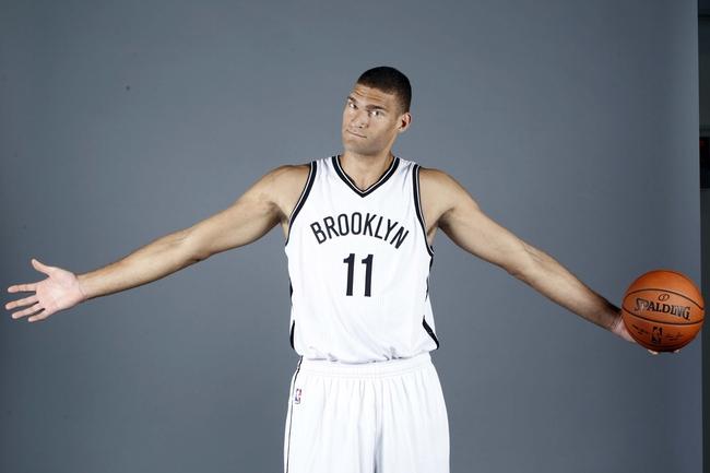 Detroit Pistons vs. Brooklyn Nets - 10/6/16 NBA Preseason Pick, Odds, and Prediction