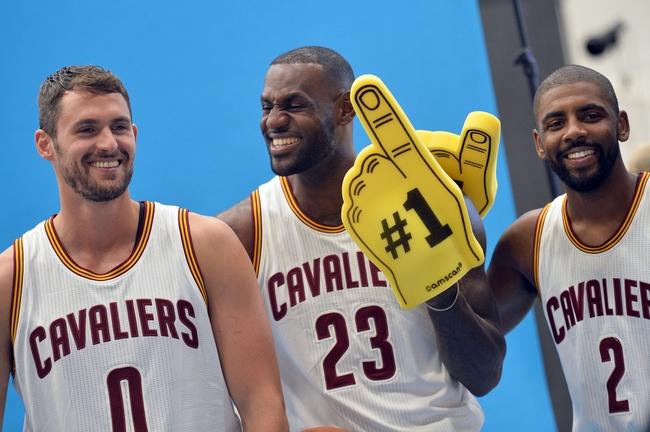 Orlando Magic vs. Cleveland Cavaliers - 10/5/16 NBA Preseason Pick, Odds, and Prediction