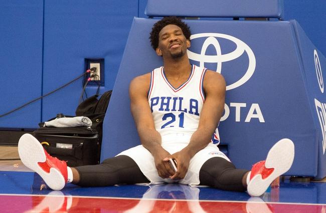 Washington Wizards vs. Philadelphia 76ers - 10/6/16 NBA Preseason Pick, Odds, and Prediction