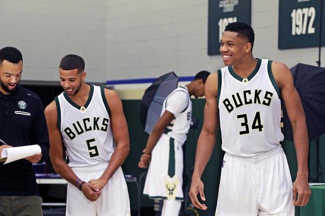 Chicago Bulls vs. Milwaukee Bucks - 10/15/16 NBA Preseason Pick, Odds, and Prediction