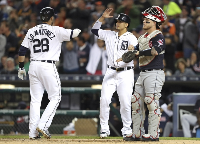 Detroit Tigers vs. Cleveland Indians - 9/27/16 MLB Pick, Odds, and Prediction