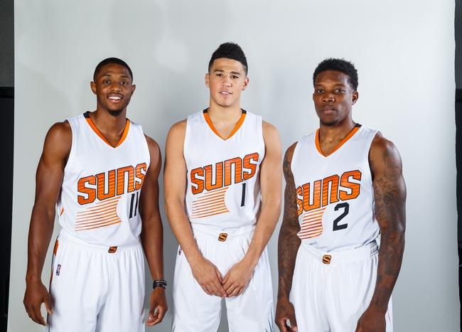 Utah Jazz vs. Phoenix Suns - 10/5/16 NBA Preseason Pick, Odds, and Prediction