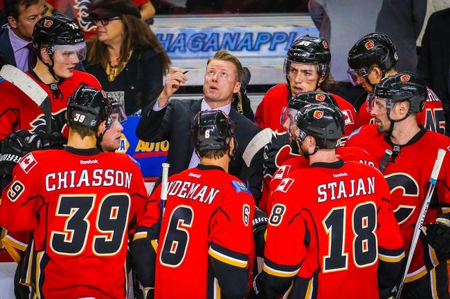 Edmonton Oilers vs. Calgary Flames - 10/12/16 NHL Pick, Odds, and Prediction