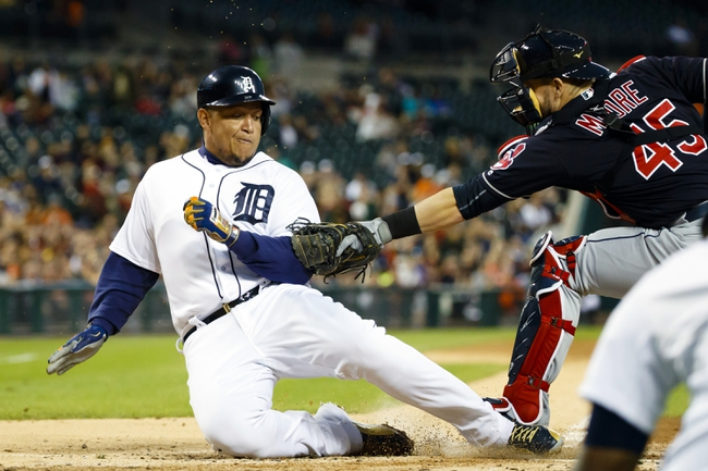 Detroit Tigers vs. Cleveland Indians - 9/28/16 MLB Pick, Odds, and Prediction