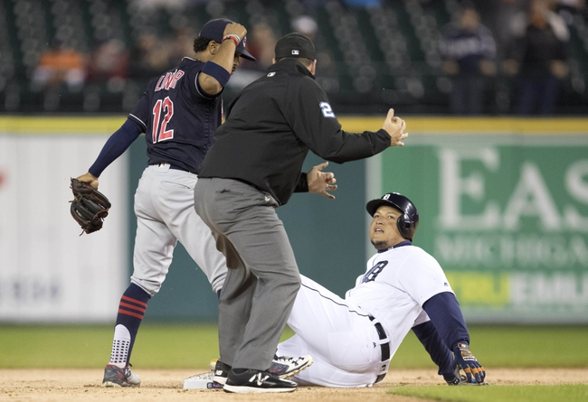 Detroit Tigers vs. Cleveland Indians - 9/29/16 MLB Pick, Odds, and Prediction