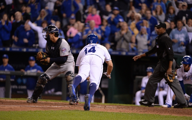 Kansas City Royals vs. Minnesota Twins - 9/29/16 MLB Pick, Odds, and Prediction