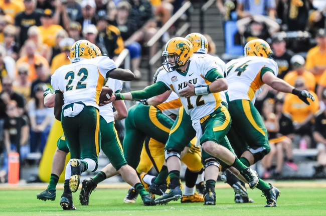 North Dakota State vs. Missouri State - 10/8/16 College Football Pick, Odds, and Prediction