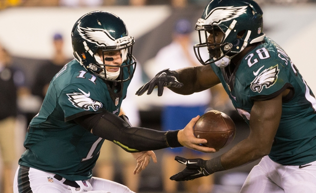 Philadelphia Eagles at Detroit Lions - 10/9/16 NFL Pick, Odds, and Prediction