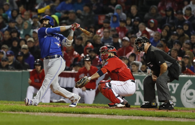 Boston Red Sox vs. Toronto Blue Jays - 10/1/16 MLB Pick, Odds, and Prediction