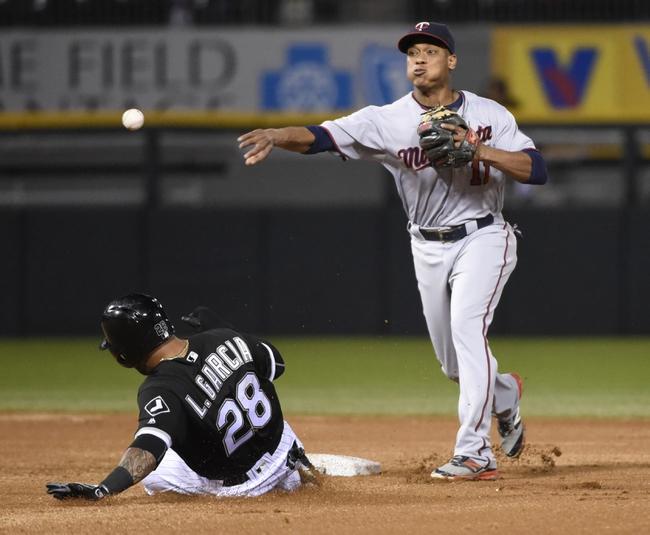 Chicago White Sox vs. Minnesota Twins - 10/1/16 MLB Pick, Odds, and Prediction