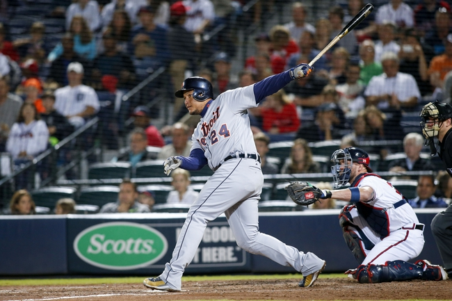 Atlanta Braves vs. Detroit Tigers - 10/1/16 MLB Pick, Odds, and Prediction