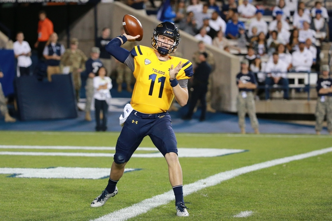 Ohio Bobcats at Toledo Rockets - 10/27/16 College Football Pick, Odds, and Prediction