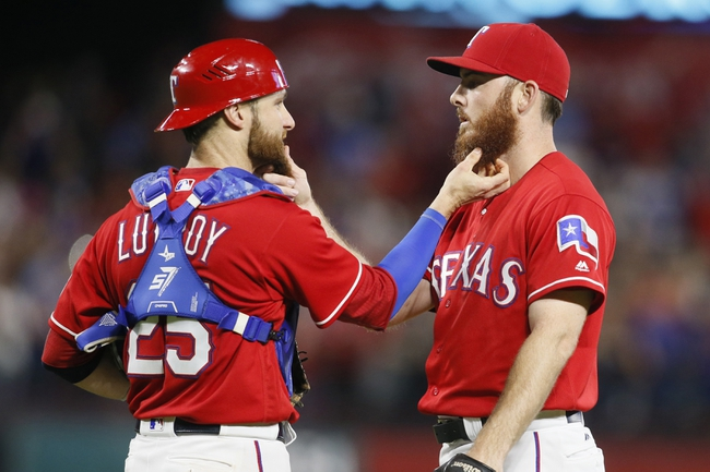 Texas Rangers vs. Tampa Bay Rays - 10/2/16 MLB Pick, Odds, and Prediction