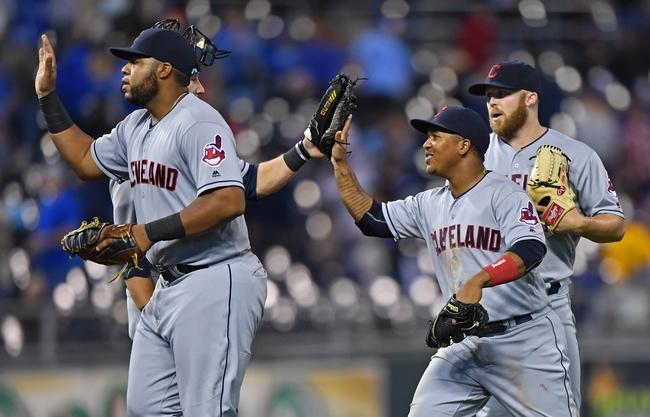 Kansas City Royals vs. Cleveland Indians - 10/2/16 MLB Pick, Odds, and Prediction