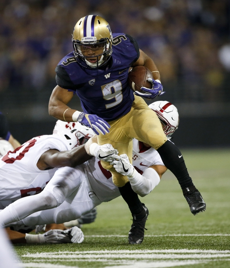 Oregon Ducks vs. Washington Huskies - 10/8/16 College Football Pick, Odds, and Prediction