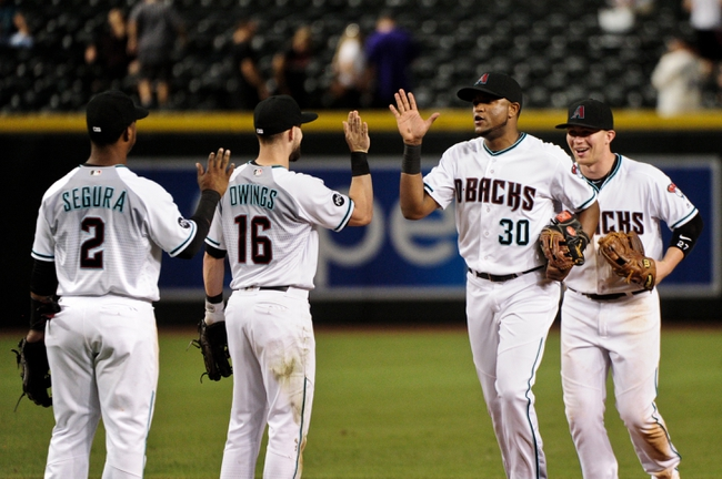 Diamondbacks vs. Padres - 10/1/16 MLB Pick, Odds, and Prediction