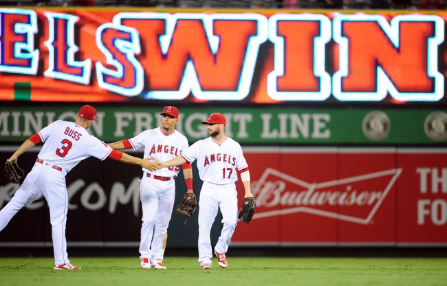 Angels vs. Astros - 10/1/16 MLB Pick, Odds, and Prediction