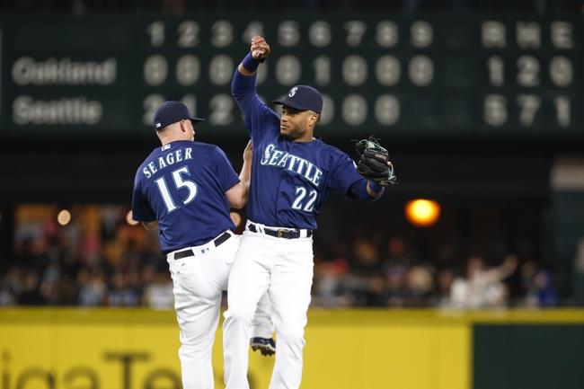 Mariners vs. Athletics - 10/1/16 MLB Pick, Odds, and Prediction