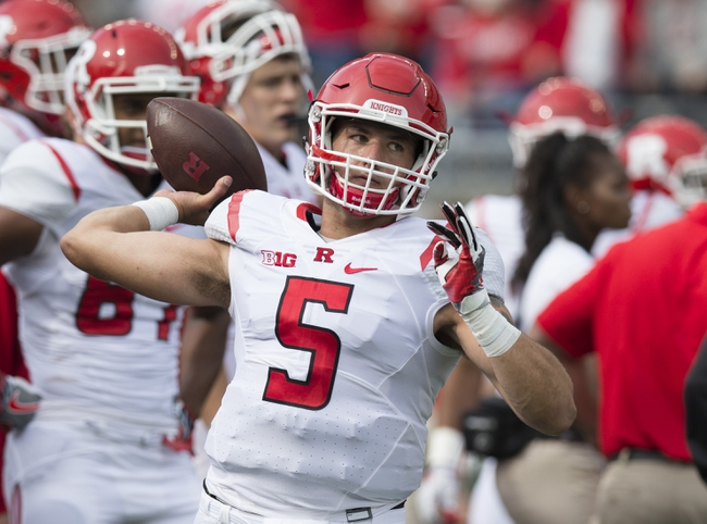 Rutgers vs. Illinois - 10/15/16 College Football Pick, Odds, and Prediction