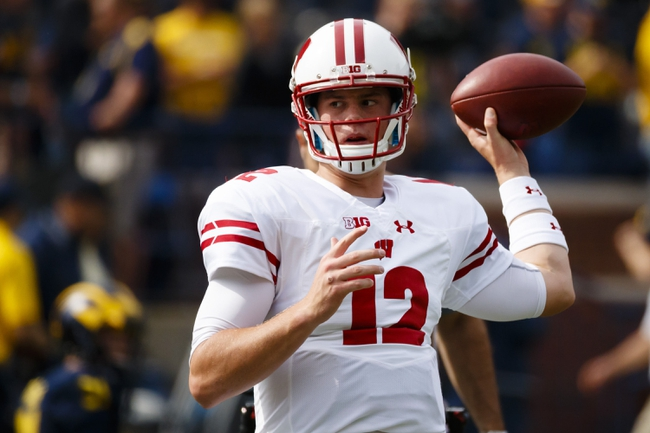 Wisconsin vs. Ohio State - 10/15/16 College Football Pick, Odds, and Prediction
