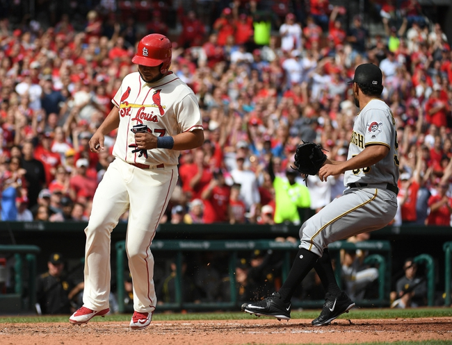 St. Louis Cardinals vs. Pittsburgh Pirates - 10/2/16 MLB Pick, Odds, and Prediction