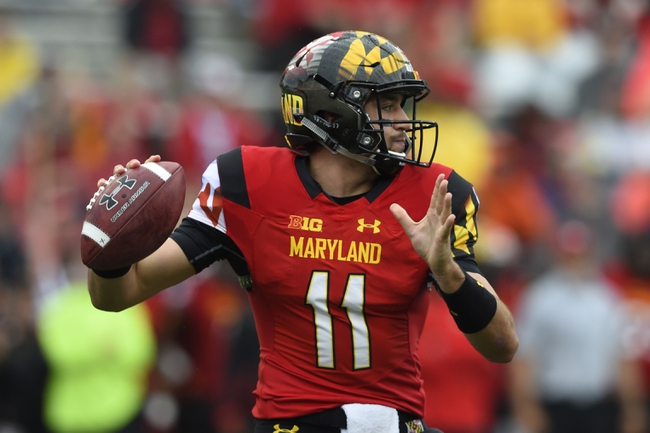 Penn State vs. Maryland - 10/8/16 College Football Pick, Odds, and Prediction