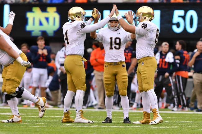 Notre Dame's Kizer enjoys career outing against Syracuse