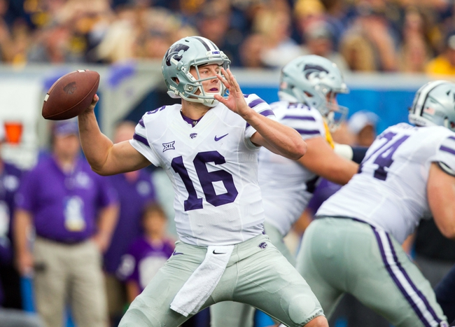 Kansas State vs. Texas Tech - 10/8/16 College Football Pick, Odds, and Prediction