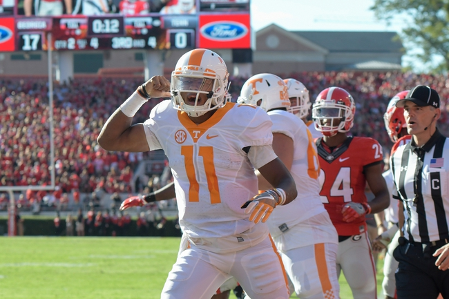 Tennessee vs. Alabama - 10/15/16 College Football Pick, Odds, and Prediction