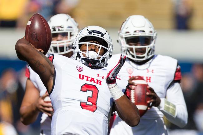 Arizona at Utah - 10/8/16 College Football Pick, Odds, and Prediction