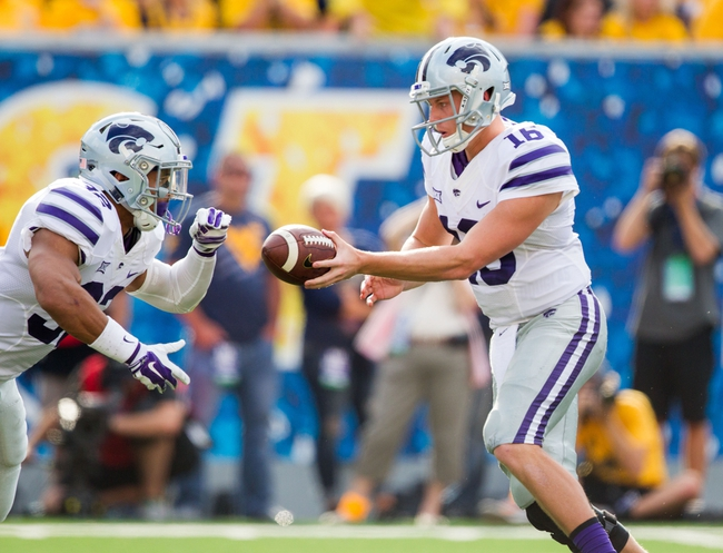 Kansas State Wildcats at Oklahoma Sooners - 10/15/16 College Football Pick, Odds, and Prediction