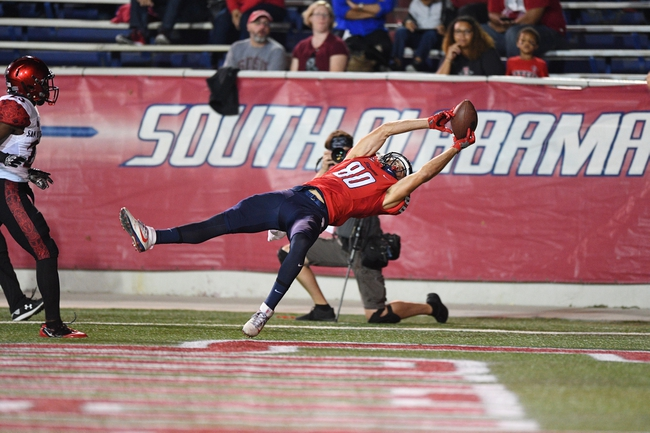 South Alabama Jaguars vs. New Mexico State Aggies - 12/3/16 College Football Pick, Odds, and Prediction