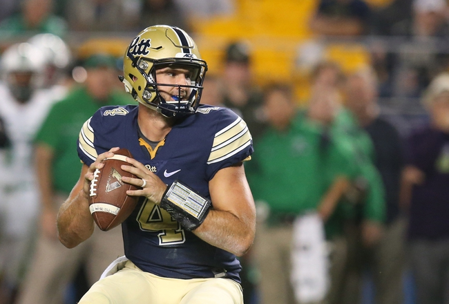 Georgia Tech Yellow Jackets at Pittsburgh Panthers - 10/8/16 College Football Pick, Odds, and Prediction