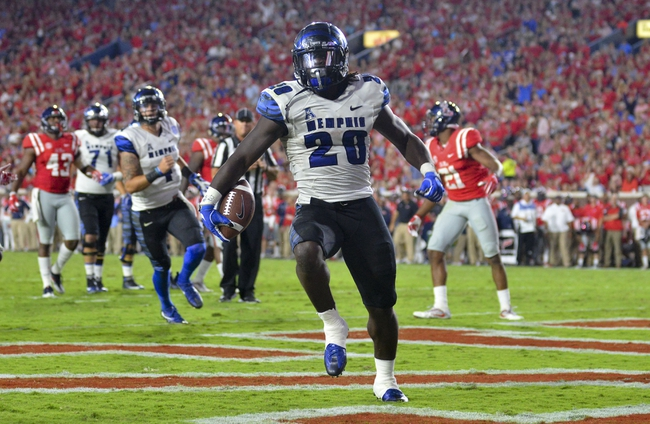 Tulane vs. Memphis - 10/14/16 College Football Pick, Odds, and Prediction
